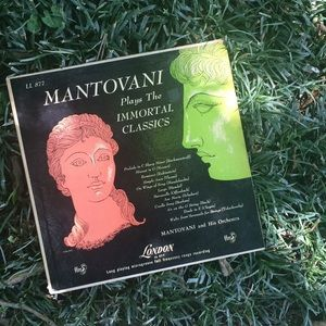 Mantovani , immortal classics record